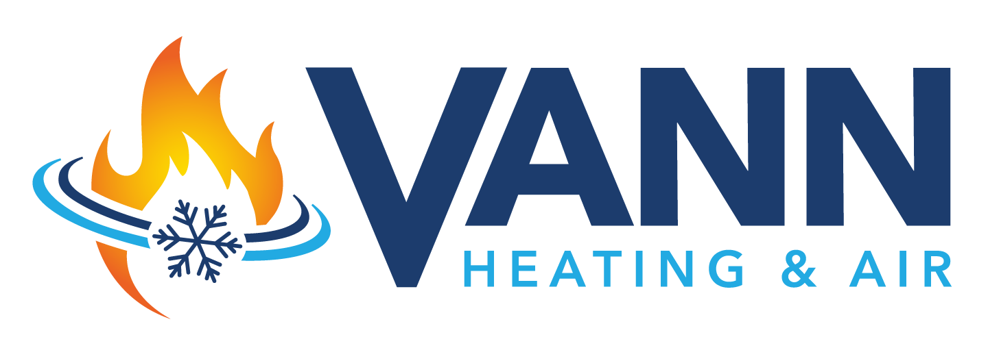 vann heating air logo