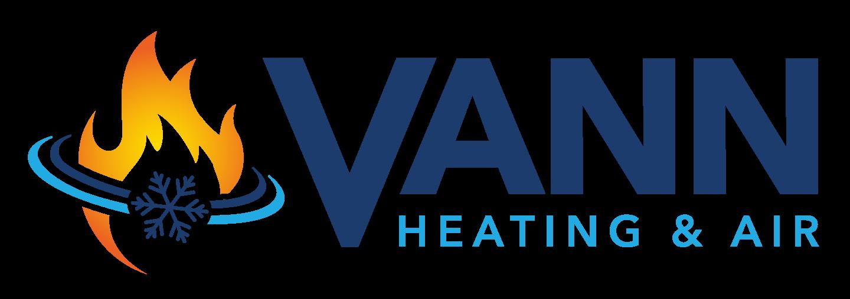 vann heating air logo