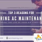 Spring AC Maintenance Reasons Eden Prairie MN