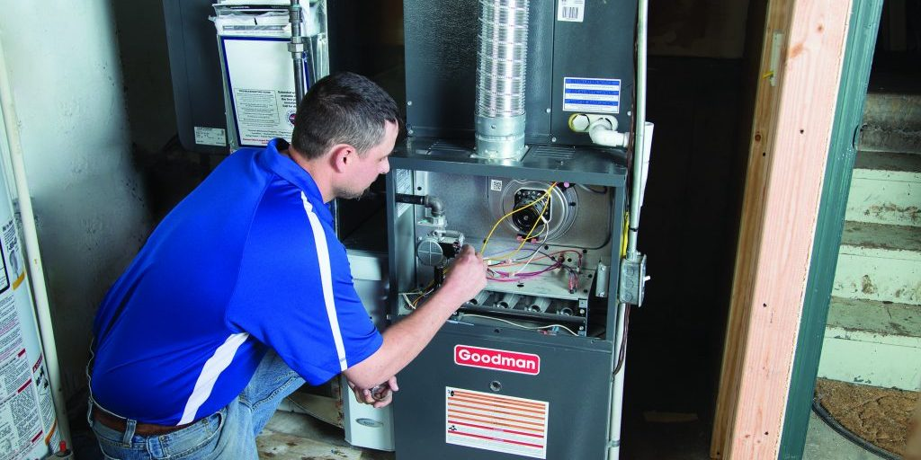 Furnace Repair and Replacement St Louis Park MN